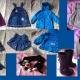 پوشاک گرم در حد نو دخترانه از 3 تا 6 ساله