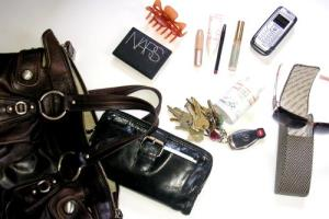 what do we carry in women purse