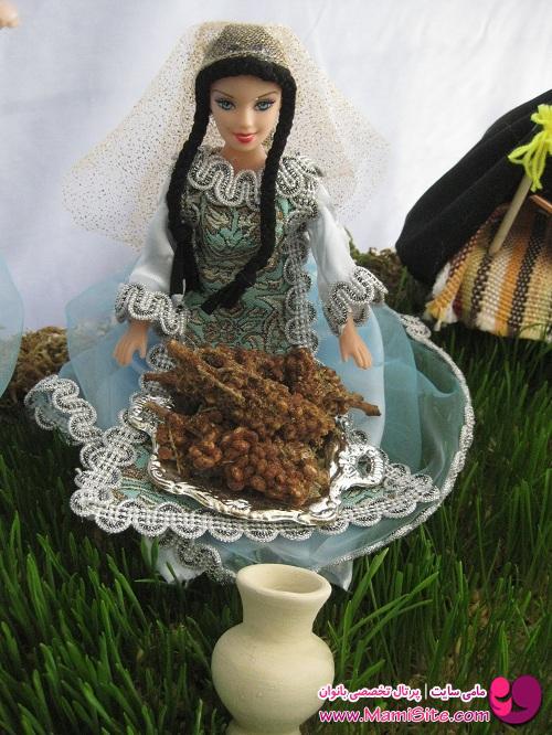 خروس با کاموا هفت سین عشایری سال 1394(سال گوسفند) - وبلاگ ها - *مامي ...